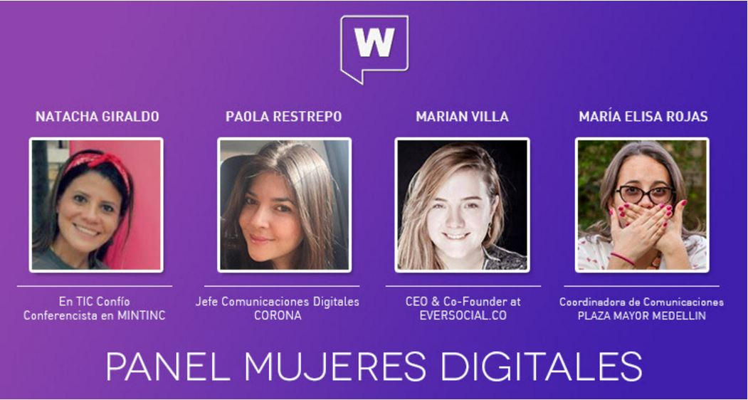 Mujeres - Entrenamiento Digital Intensvo Webcongress