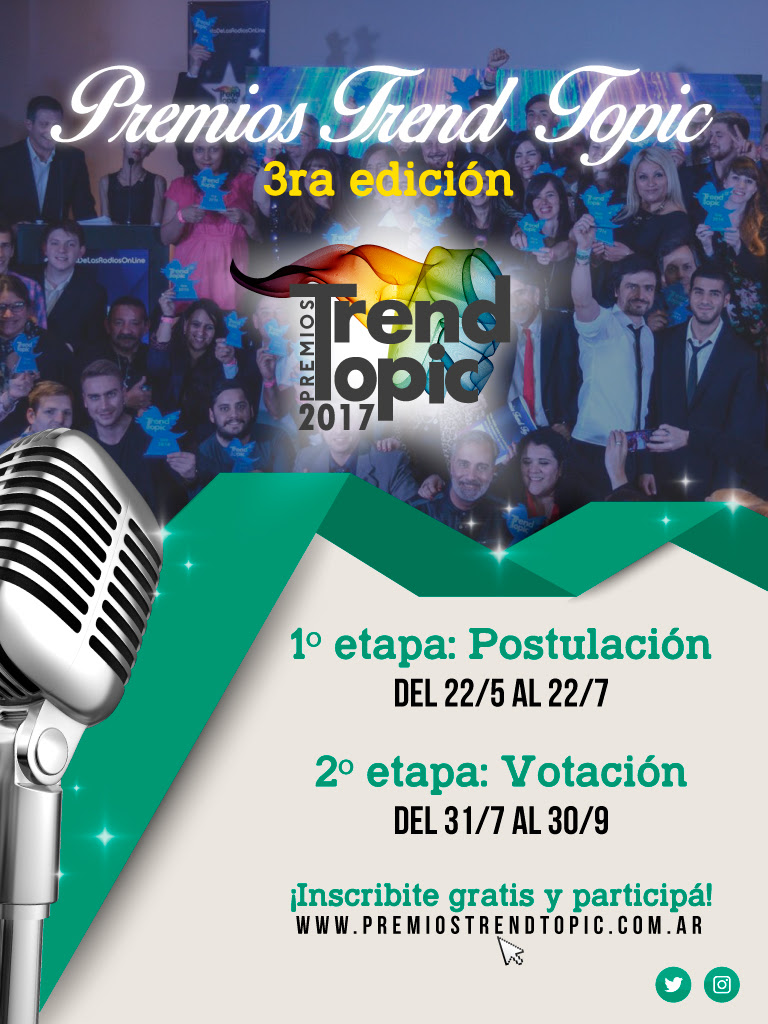 Premios-trend-topic